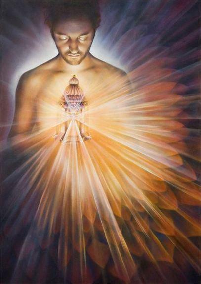 Resultado de imagem para luz no coração