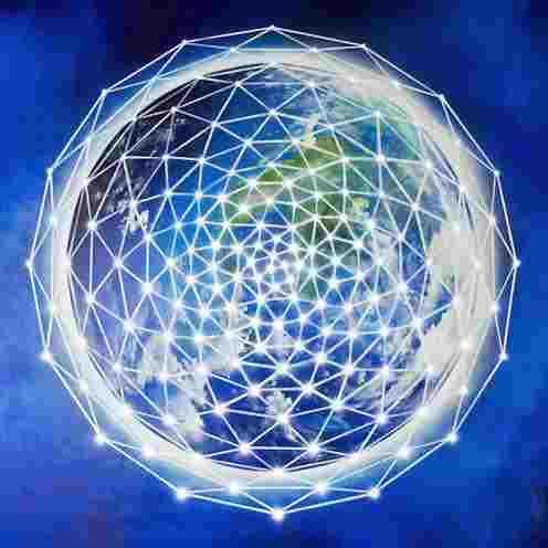 As linhas Ley e os centros de poder do Planeta Terra